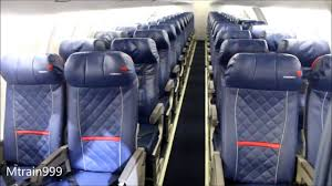 Crj 200 Seating Chart Delta Delta Crj200 Cabin Tour Comfort Youtube
