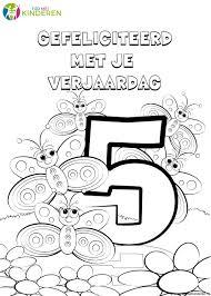 25 Het Beste Gefeliciteerd Meisje 8 Jaar Kleurplaat Mandala