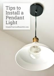 how to install pendant lighting. A Retro-style Light From Parrot Uncle With Tips On How To Install Pendant Lighting I