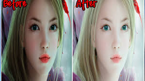 the youcam app offers a state of the art image enhancing tool that will convert your selfies to public worthy pictures the you makeup photo editor