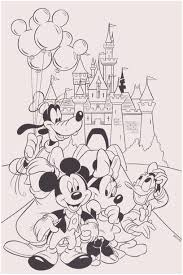 Minnie Mouse Coloring Pages Free Printable My Blog