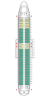 65 True To Life United A320 Seating Chart