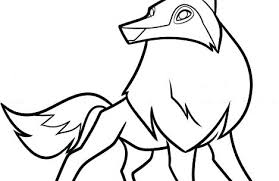 Wolf Coloring Pages Baby Wolf Coloring Page Wolf Colouring Pages