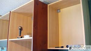 installing wall cabinets how to install kitchen