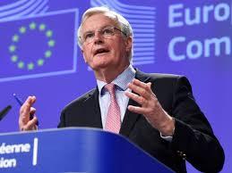Michel Barnier ile ilgili görsel sonucu