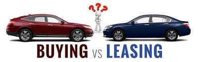 Buying A Car Or Leasing A Car When Is Leasing A Car Better Than Buying Thebrainypenny