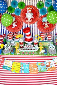 Dr Seuss Party Decorations Similiar Dr Seuss Theme For 2014 Keywords