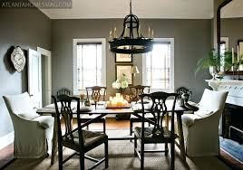 Chic Dining Room Ideas Rustic Table U2013 New Urban