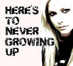 here s to never growing up is a new video of avril lavigne