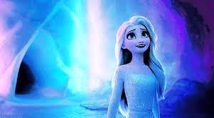 elsa frozen 2 2019 frozen fan art