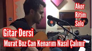 Murat Boz - Can Kenarım Gitar Dersi | Şarkı Analizi