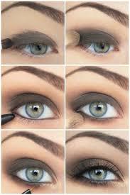 clic smokey eyes makeup