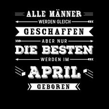 Designs Zum Themaapril Mann April Mann T Shirts Und Hoodies Selbst