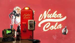 Fallout 4 Nuka Cola Vending Machine Mesmerizing Buy A Mini Fridge Nuka Cola Officially Licensed Fallout 48 Pause