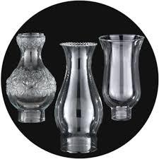 glass lamp chimneys
