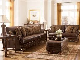 Leather Furniture For Living Room Beautiful Leather Living Room Sets Nashuahistory