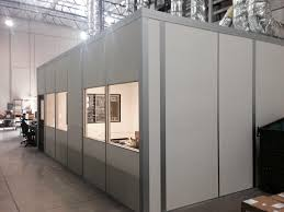 wall office. Modular-in-plant-office-windows-front-wall Wall Office C