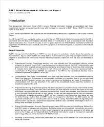 9 Information Report Templates Free Pdf Google Docs Ms