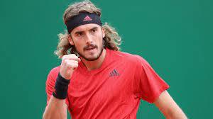 ATP Masters Monte Carlo: Stefanos Tsitsipas schaltet Daniel Evans - Finale  gegen Rublev - Eurosport