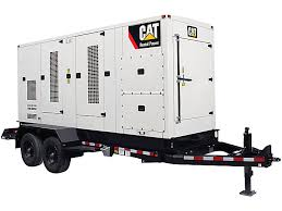 Mobile Power Plant Rentals Business