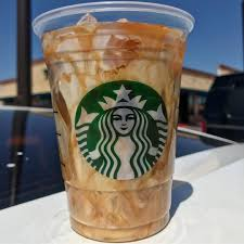 Just pour in the sauce until the coffee rises to the 1 3/4 cup mark0. Caramel Iced Coffee The Macro Barista