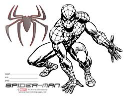 Small Picture black spiderman colouring pages page 2 black spiderman