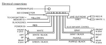 clarion car radio wiring diagram clarion wiring diagrams online