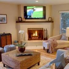 corner fireplace design white walls small living room corner
