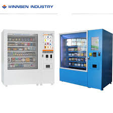 Otc Vending Machines Interesting China OTC Medicines Automatic Pharmacy Vending Machine For Patient