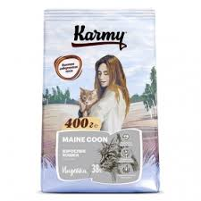 <b>Karmy Maine</b> Coon <b>Сухой корм</b> для кошек мейн-кун старше 1 года ...
