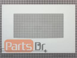 wb56x25570 ge oven glass door parts dr