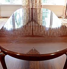 Thomasville Cherry Dining Room Set Thomasville Queen Anne Style Cherry Dining Room Table Ebth
