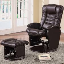 office recliners. coaster recliners with ottomans glider recliner ottoman item number 600165 office