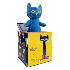 Pete Preferred in – box Jack Cat® The Kids the wqv67zwr