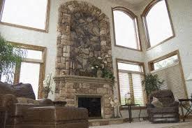 Natural Stone Fireplace Natural Stone Fireplace Design Home Design Ideas