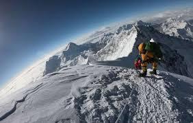 Charlotte Fox Climber Of The Tallest Peaks Survivor Of 1996