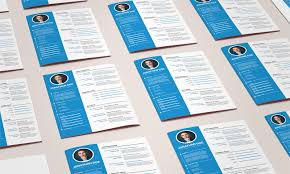 Free Resume Template In Illustrator Ai Word Docx Format Good Resume