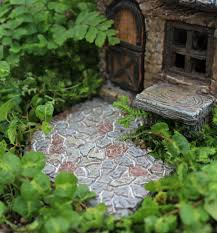 Small Picture Curved Pathway Fairy Garden Landscaping Miniature