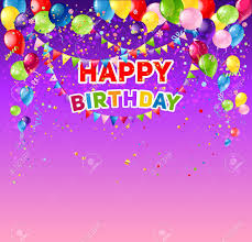 Free Birthday Posters Holiday Template For Design Banner Ticket Leaflet Card Poster