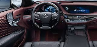 2018 lexus ls interior. beautiful 2018 2018 lexus ls 500 interior with lexus ls interior
