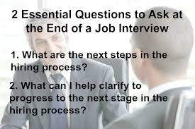 Best Questions To Ask After An Interview 14 Questions To Ask The Interviewer