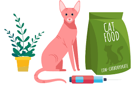 Cat Food Carbohydrate Chart Best Cat Food For Diabetic Cats 2019 Were All About Cats
