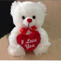 white teddy bears with hearts and roses. Simple White Plush Fluffy White Teddy Bear Red I Love You Heart Bear With Bears Hearts And Roses T