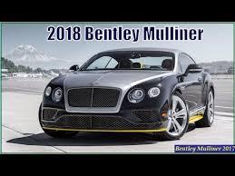 2018 bentley mulliner. interesting 2018 2018 bentley mulliner interior exterior  most luxurious car in the world throughout bentley mulliner