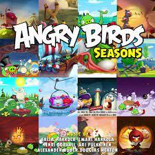 Angry Birds Seasons Original Game Soundtrack MP3 - Download Angry Birds  Seasons Original Game Soundtrack Soundtracks for FREE!