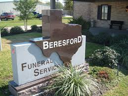 beresford funeral homes offers natural burials as an option for customers