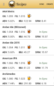 New Brewers Friend Android Apps Brewers Friend