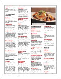 Chart House Easter Brunch Menu Taste Of South Jersey By Atlantic City Issuu