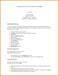 7 Objective For Customer Service Resume Emails Sample