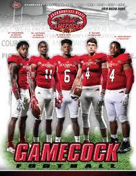 2019 Jacksonville State Football Media Guide By Jacksonville